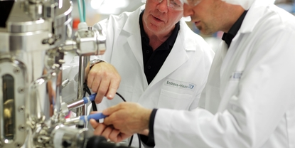 Calibration in the life sciences industry
