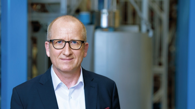 Chief Operating Officer Dr. Andreas Mayr ist in der Endress+Hauser Gruppe auch für das Thema Innovation verantwortlich.