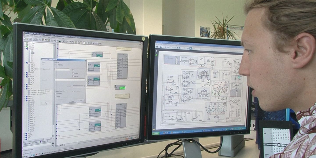 Endress+Hauser PLC/distributed control system programming and visualisation